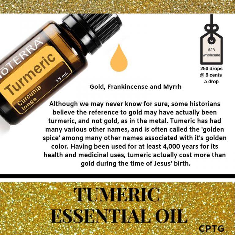 Tumeric Essential Oil – A Powerhouse