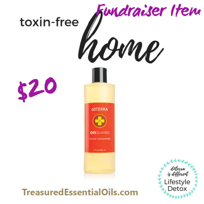 toxin free home cleaner