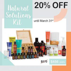 Natural Solutions Starter Kit