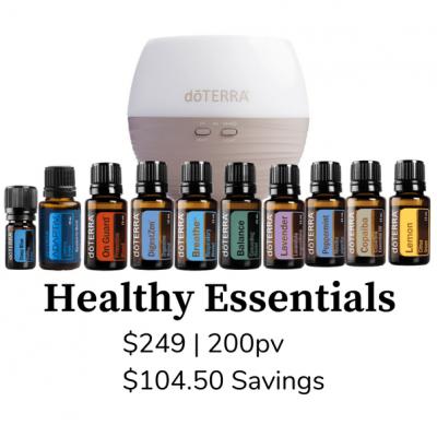 Healthy Essentials Starter Kit
