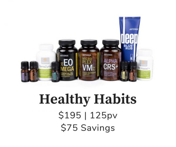 Healthy Habits Starter Kit