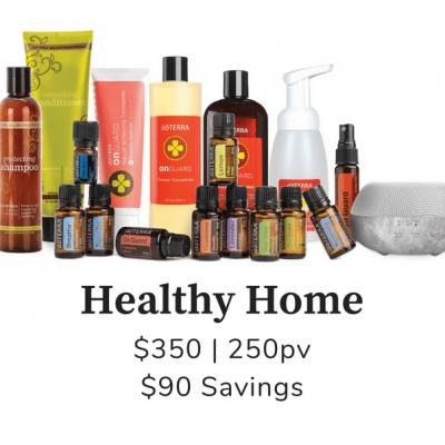 Healthy Home Starter Kit