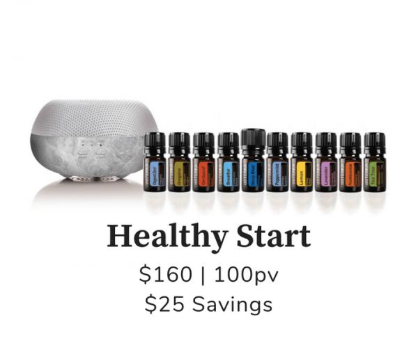Healthy Start Starter Kit
