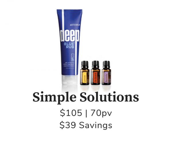 Simple Solutions Starter Kit