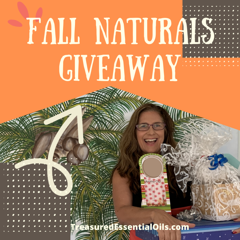 Fall Diffuser Blends & Giveaway