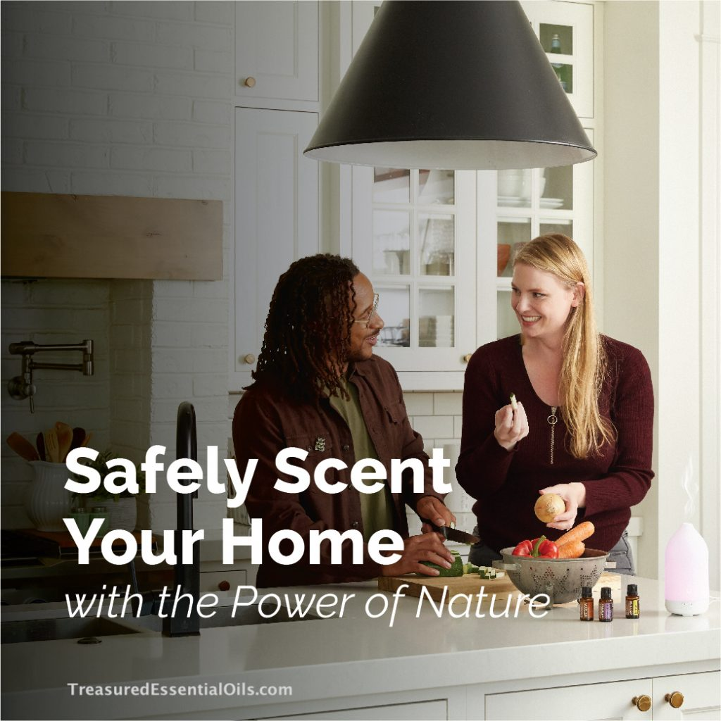 Safely Scent Your Home with the Power of Nature